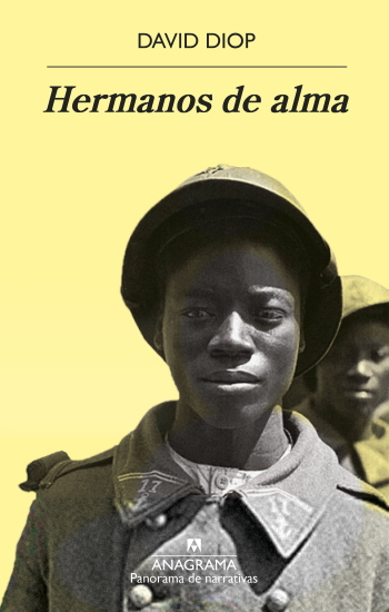 'Hermanos de alma' de David Diop